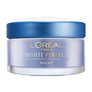Loreal Paris White Perfect Fairness Revealing Soothing Night Cream