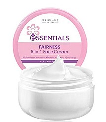 Oriflame Essentials Fairness 5-in-1 Face Cream