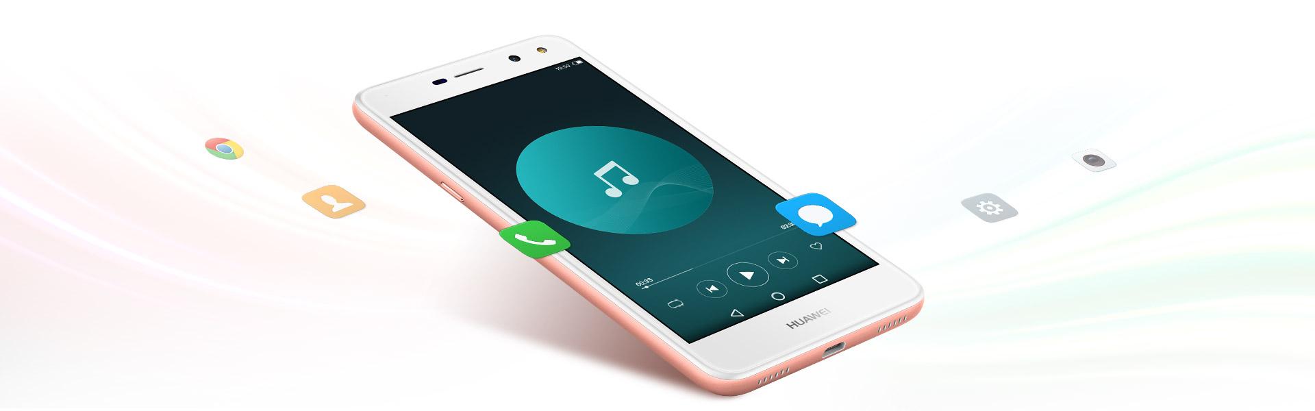 Huawei Y6 Smart Phone 2017 Image