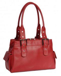 Women's Luxury Leather Tote Handbag