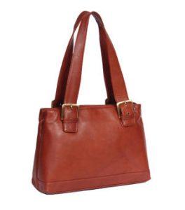 Women's Top Fashion Handbag Brown