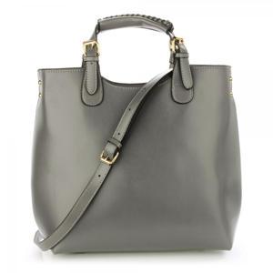 Grey Ladies Handbag A1 Fashion