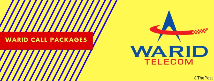 Warid Call Packages