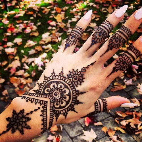 65 Best Mehndi Designs 2019 Simple Hands Feet Finger