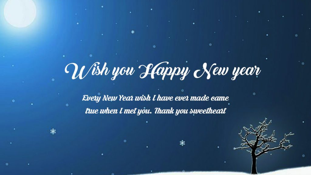 Happy new year comment images with quotes in telugu 2019