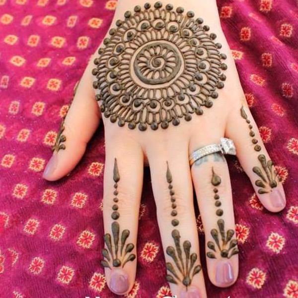 henna mehndi design pakistani